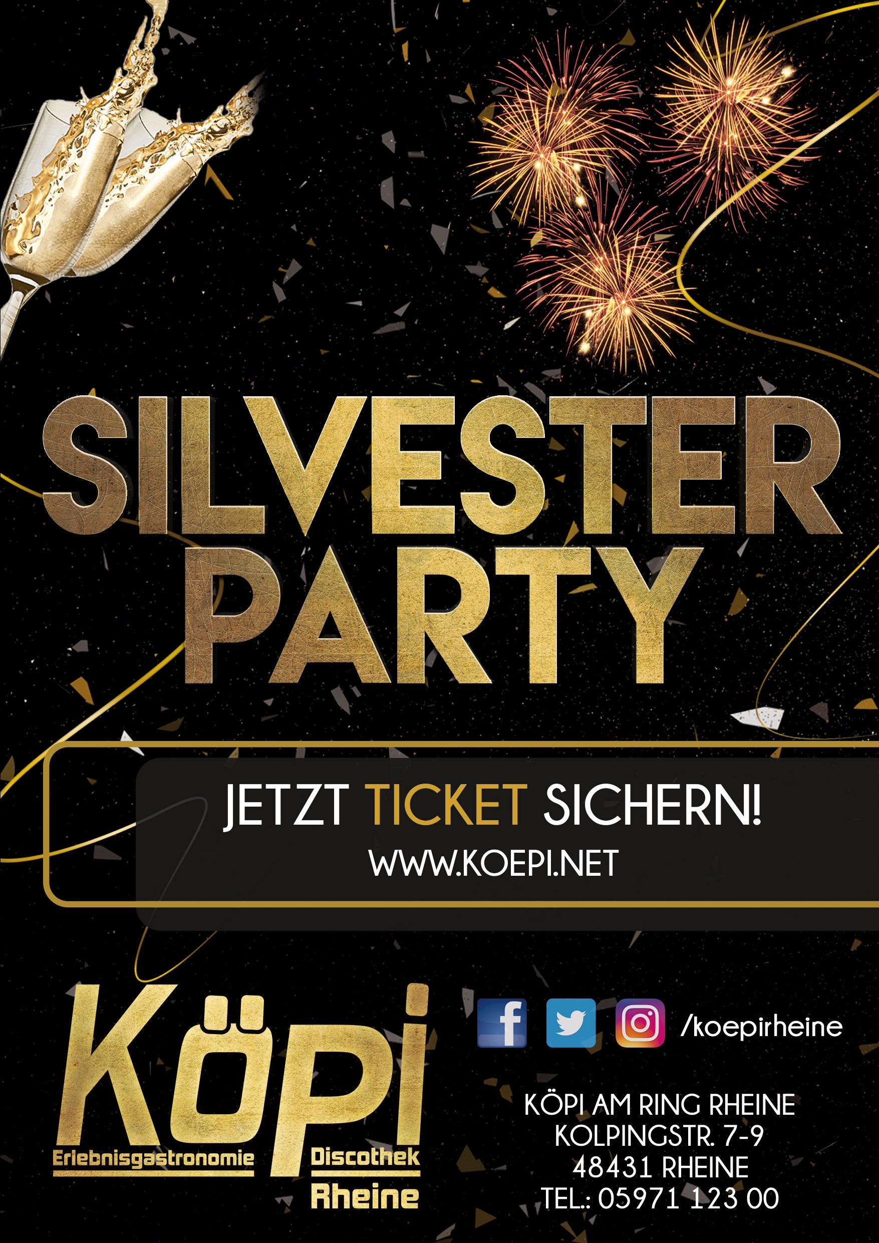 Berlin single party silvester